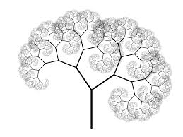 animated pythagoras tree introduction com a frame from pythagoras tree animation
