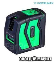 Лазерный уровень(<b>нивелир</b>) <b>Instrumax Element 2D</b> Green(IM0119 ...