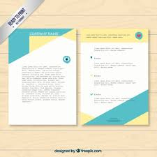 company template flyer vector company template flyer vector