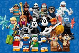 Лего <b>минифигурки</b>, Дисней и Лего