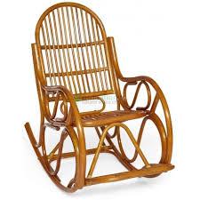 <b>Кресло</b>-<b>качалка VIENNA</b> (<b>разборная</b>) без подушки, коньяк - купить ...