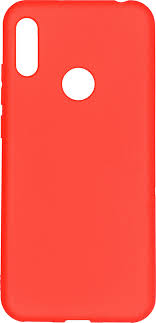 <b>Чехол</b>-накладка <b>Pero для Huawei</b> Y6 2019, красный