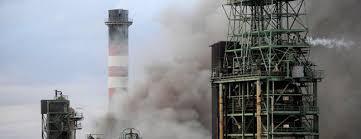Resultado de imagen de refineria de repsol en a coruña