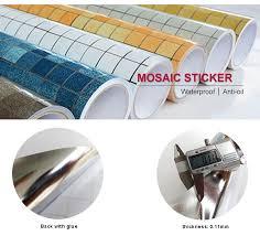 <b>3m</b> /5m Heat Transfer Wallpaper Sticker Kitchen Anti oil Self ...