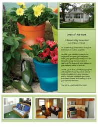the art of an effective real estate flyer