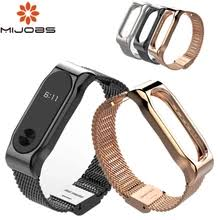 for <b>xiaomi mi band</b> 2 metal <b>strap</b>