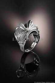 Diamond Gold <b>Ring</b> «Genesis». Top Class Rings Collection ...