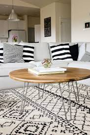 quality small dining table designs furniture dut: hairpin leg coffee table tutorial wwwdeliacreatescom