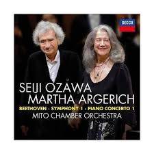 <b>Martha Argerich</b> - <b>Beethoven</b>: Symphony No. 1/Piano Concerto No ...