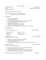 sample unit secretary resume resume samples resume formt 12 sample unit secretary resume 6 resume samples
