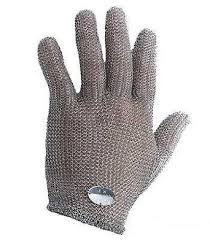 Stainless Steel Mesh Hand Glove - Cut Resistant ... - Amazon.com