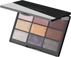 <b>GOSH</b> - METALLIC SHADOW COLLECTION - <b>9 eyeshadow</b> palette