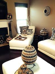 african decor find today mixes comfortably