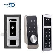 electronic password cupboard door lock electronic combination drawer file cabinet