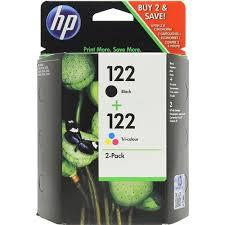 Оригинальные <b>картриджи HP</b> 2-Pack CH561HE (№122 ...