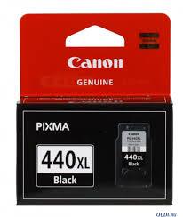 Картридж <b>Canon PG-440XL черный</b> (black) 600 стр. для Canon ...