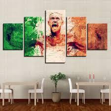 Type Poster Canvas Modern <b>Printing</b> Artwork Vintage Painting 5 ...