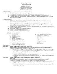 qualifications resume sample skills qualifications resume qualifications resume sample chicago nursing resume s lewesmr sample resume sle nursing qualifications resumes