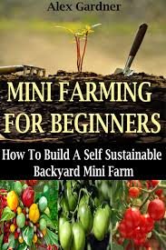 get quotations mini farming for beginners how to build a self sustainable backyard mini farm backyard home office build