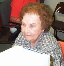 Marian Rosen (80) keeps track of all of the website names she sees and hears about and ... - schn2