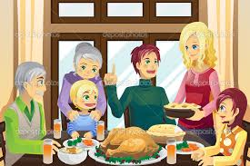 Resultado de imagen de cena familiar dibujo