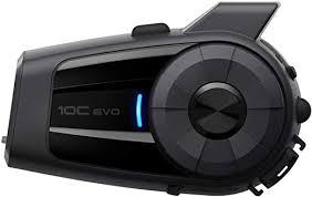 Sena 10C EVO Motorcycle Bluetooth Camera ... - Amazon.com