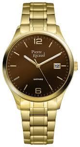 Наручные <b>часы Pierre Ricaud</b> P91086.115GQ — купить по ...