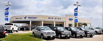 Auto Loans | Ford Finance in Manvel TX | <b>Big Star</b> Ford