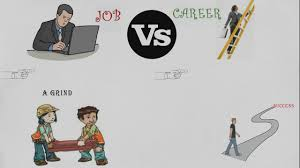 job vs career job vs career