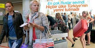 Türkiye'nin Rusya hamlesi turizmcileri mutlu etti