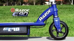 Электросамокат <b>Razor</b> E90. Электрический <b>самокат для детей</b> ...
