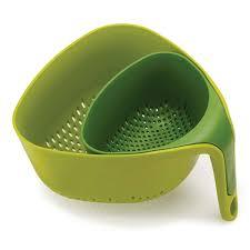 <b>Дуршлаг Joseph Joseph Nest</b> зеленый <b>40093</b> – купить : цены ...