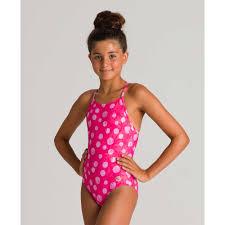 Girls Tropical <b>Summer One piece</b>, Girls Beachwear - Arena