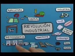 Resultado de imagen para revolución industrial