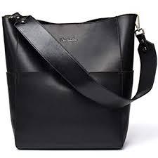 BOSTANTEN <b>Women's</b> Leather <b>Designer Handbags Purses</b> Tote ...