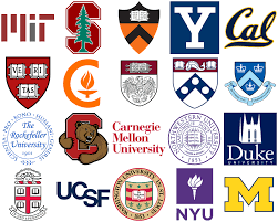 the grad school admissions statistics we never had the top 10 graduate schools ranked by highest relative gre undergraduate gpa and acceptance rate left to right top to bottom mit stanford princeton
