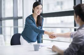 tips for answering job specific interview questions young w at job interview article