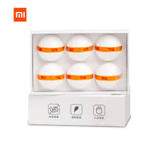 <b>Original</b> xiaomi 6pcs mijia <b>clean</b>-<b>n</b>-<b>fresh</b> deodorant shoe cleaning ...
