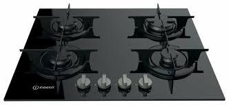 Газовая <b>варочная панель Indesit</b> PR 642 (BK) — купить по ...