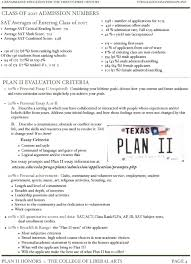 the plan ii honors program at the university of texas at austin pdf admission rate fall 2013 admission 42 % yield rate acceptances 175