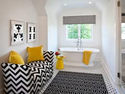 design black white bathroom decor ideas