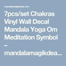 <b>2016 New</b> Design <b>Wall</b> Stickers Mandala <b>Yoga</b> Ornament Indian ...