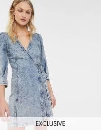 <b>Denim dress</b> | Jean & shirt dresses | ASOS
