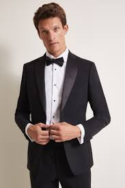 black mens suits with pants groom wedding tuxedos best man blazer jacket slim fit terno masculino 2piece costume homme mariage