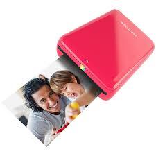 Купить портативный <b>принтер Polaroid ZIP</b> Mobile <b>Printer</b> with 10 ...