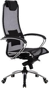 """<b>Кресло Метта</b> """"Samurai"""", офисное, цвет: черный. 531524 - купить ..."""