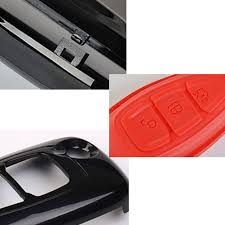 A carbon fiber + black Happyit <b>ABS</b> Carbon Fiber Shell+<b>Silicone Car</b> ...