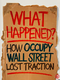 occupy wall street what happened the huffington post