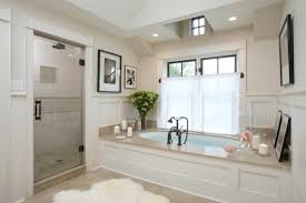 image bathtub decor: decoration creative french provincial bathroom decor with oval undermount bathtub including oil rubbed bronze faucet and