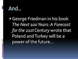 「george friedman, the next 100 years」の画像検索結果